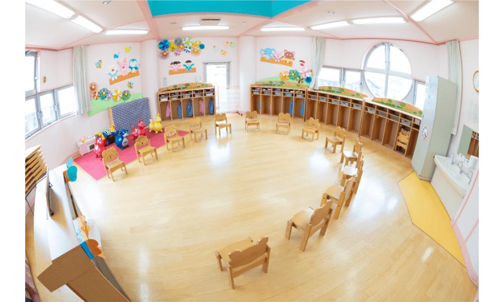 満3歳児保育室